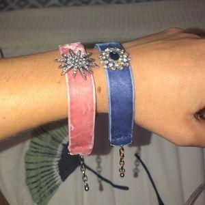 Set of Pendant Bracelets Anthropologie